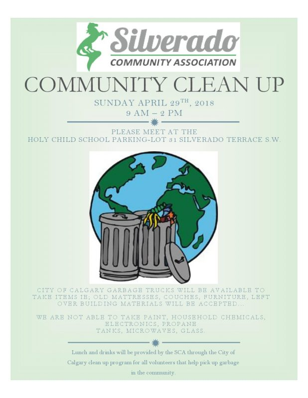 clean up poster