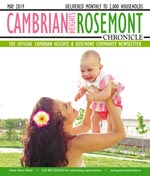 Cambrian Heights and Rosemont Newsletter