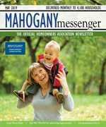 Mahogany Newsletter