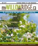 Willow Park and Maple Ridge Newsletter
