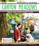 Canyon Meadows Newsletter