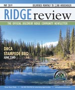 Discovery Ridge Newsletter
