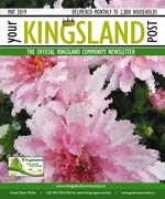 Kingsland Newsletter