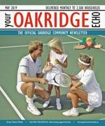 Oakridge Newsletter